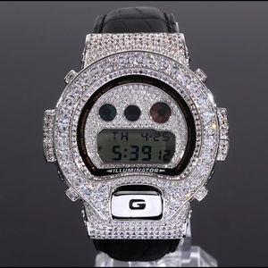 Custom G-shock dw6900